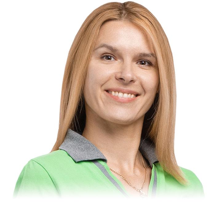 Periodontist Dr. Anastassia Tonkikh